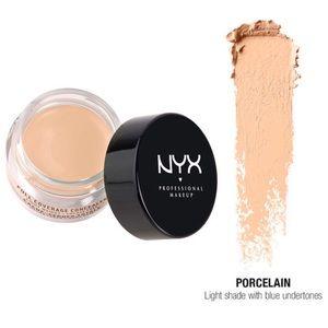 NEW! NYX Concealer in a Jar Porcelain